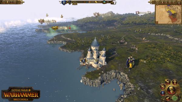 Скриншот №13 к Total War WARHAMMER - Bretonnia