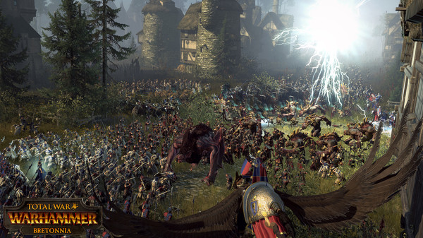 Скриншот №5 к Total War WARHAMMER - Bretonnia
