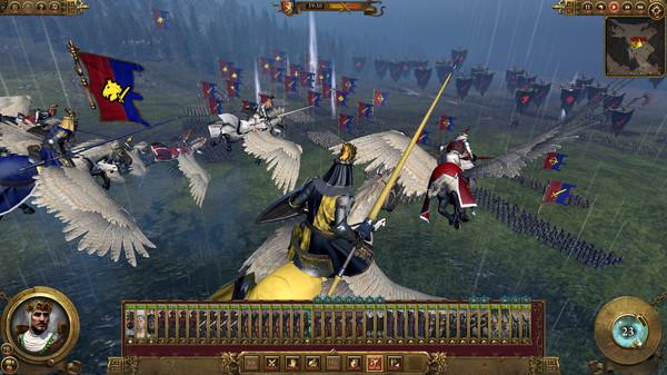 Скриншот №10 к Total War WARHAMMER - Bretonnia