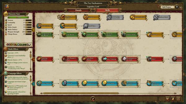 Скриншот №14 к Total War WARHAMMER - Bretonnia