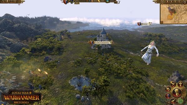 Скриншот №15 к Total War WARHAMMER - Bretonnia