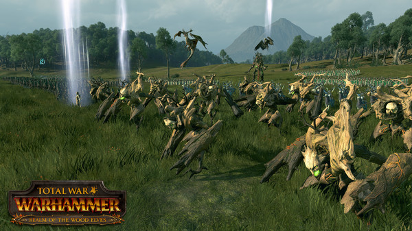 Скриншот №7 к Total War WARHAMMER - Realm of The Wood Elves
