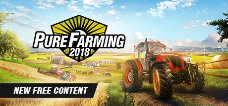 Pure Farming 2018 Cover Image