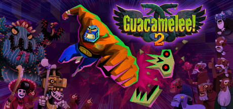 Guacamelee! 2 Cover Image