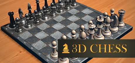 3D Chess Cover Image