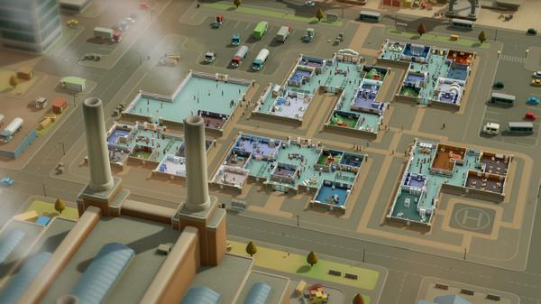 Скриншот №5 к Two Point Hospital