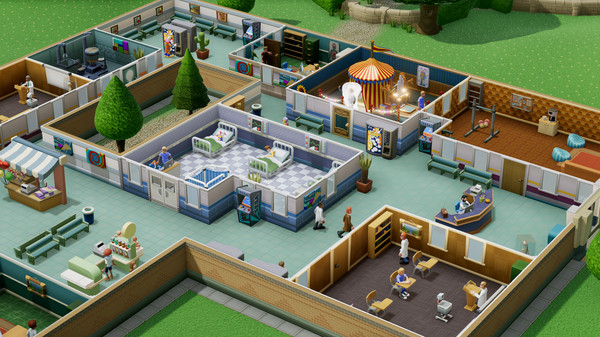 Two Point Hospital Screenshot