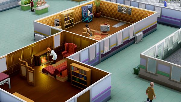 Скриншот №10 к Two Point Hospital