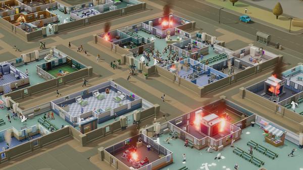 Скриншот №1 к Two Point Hospital