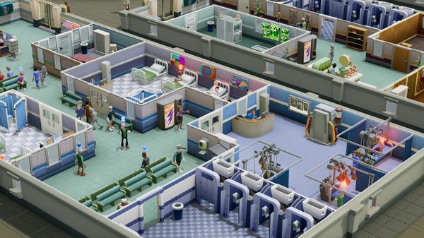 Скриншот №7 к Two Point Hospital