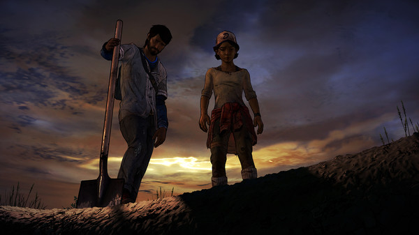 The Walking Dead: A New Frontier скриншот