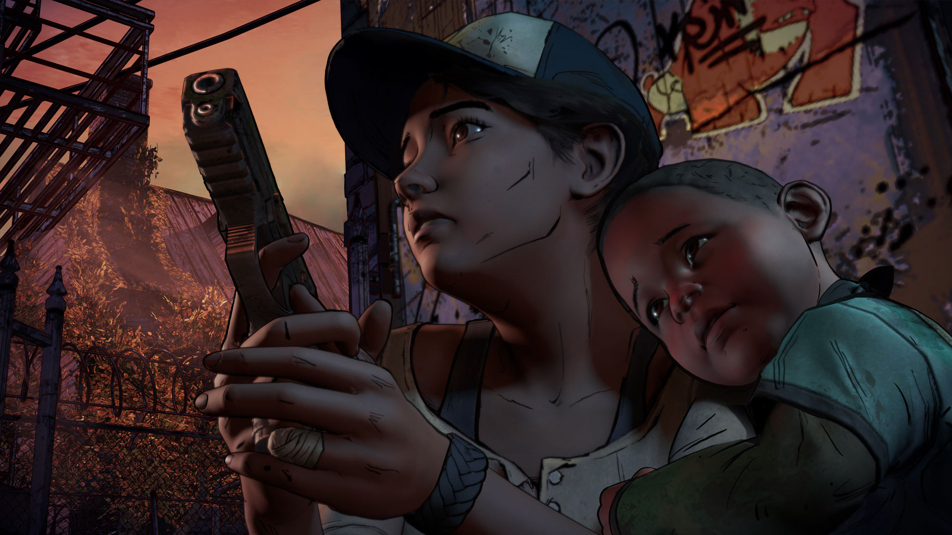 The Walking Dead: A New Frontier Screenshot 3