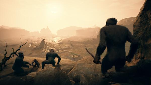 Скриншот №2 к Ancestors The Humankind Odyssey