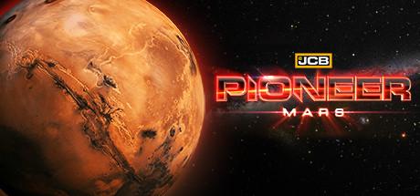 JCB Pioneer: Mars Cover Image