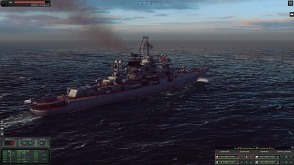 Cold Waters Screenshot