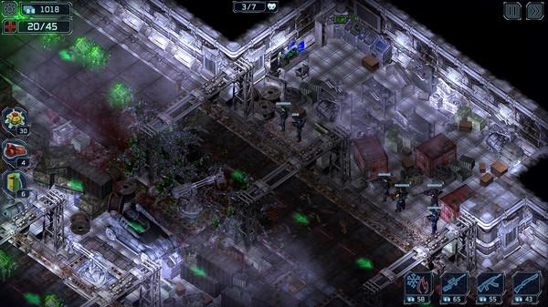 Скриншот №1 к Alien Shooter TD