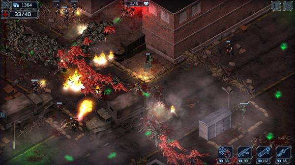 Скриншот №5 к Alien Shooter TD