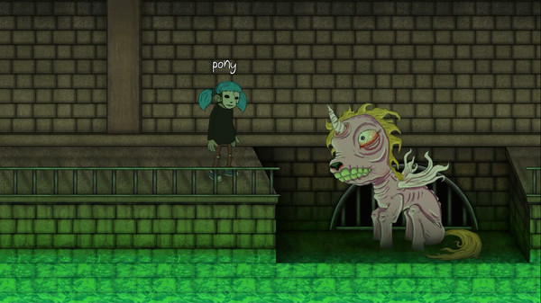 Скриншот №13 к Sally Face