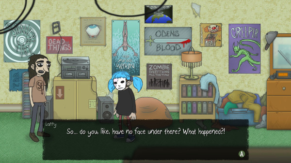 Скриншот №6 к Sally Face
