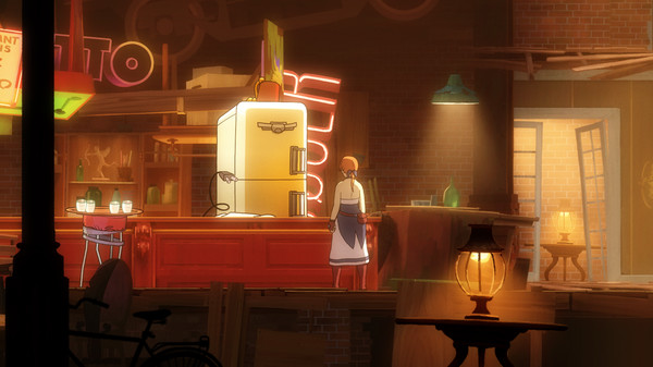 Скриншот №7 к Forgotton Anne