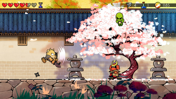 Wonder Boy: The Dragon's Trap скриншот