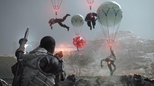 Metal Gear Survive скриншот