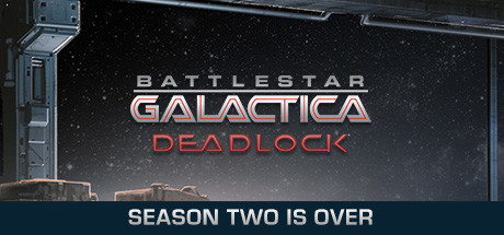 Battlestar Galactica Deadlock Cover Image