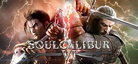SOULCALIBUR VI Cover Image