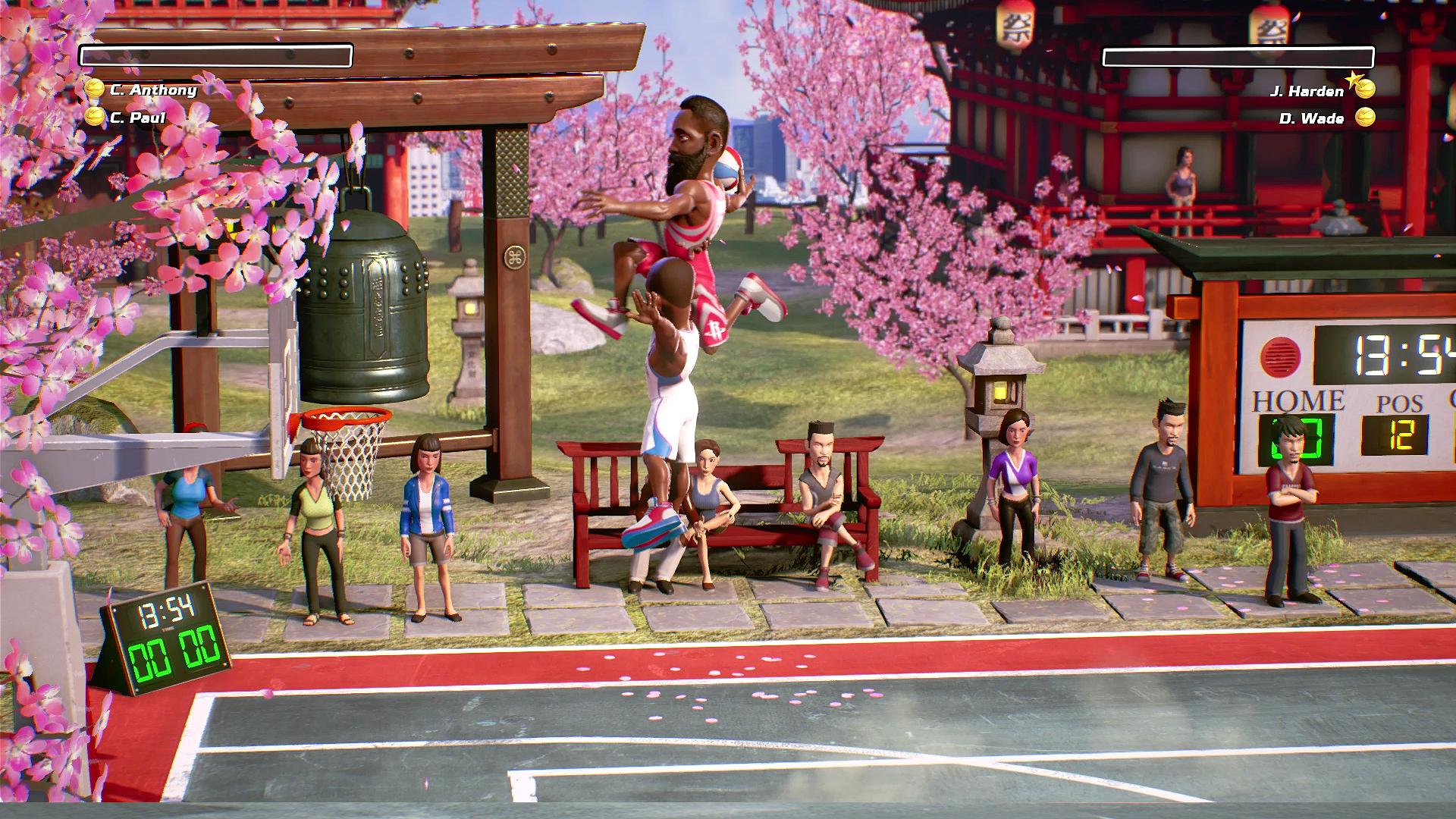 NBA Playgrounds Screenshot 3