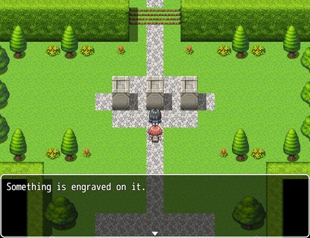 Screenshot of Coffin of Ashes