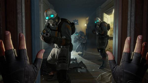Скриншот №2 к Half-Life Alyx