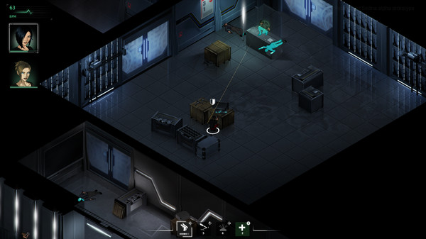 скриншот Fear Effect Sedna 3