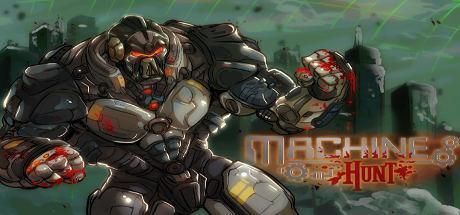 Machine Hunt Cover Image