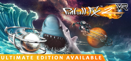 Pinball FX2 VR Cover Image