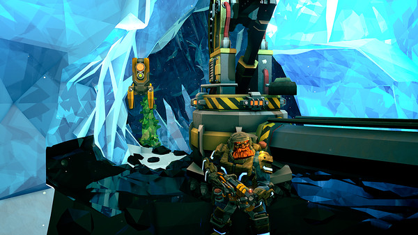 Скриншот №9 к Deep Rock Galactic