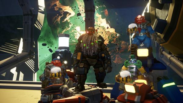 Скриншот №26 к Deep Rock Galactic