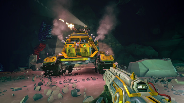 Скриншот №20 к Deep Rock Galactic