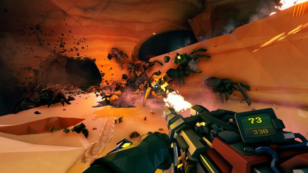 Скриншот №24 к Deep Rock Galactic