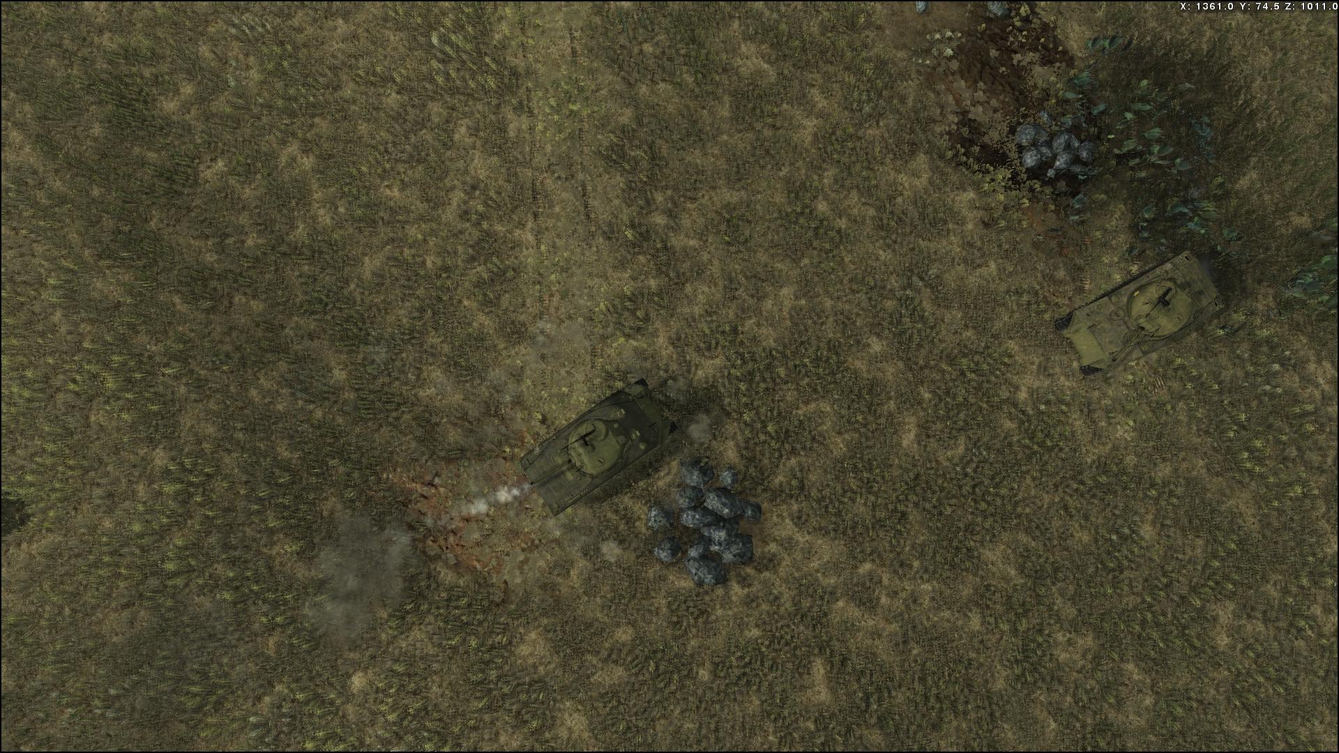 Tank Warfare Tunisia 1943 Screenshot 2
