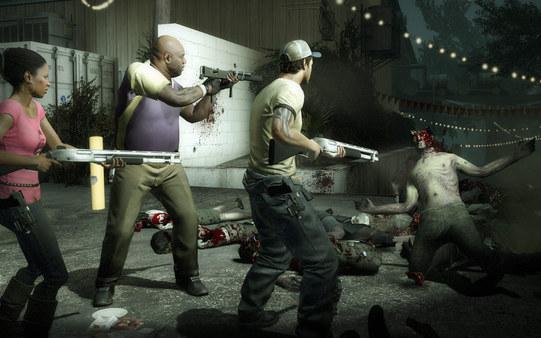 Screenshot of Left 4 Dead 2