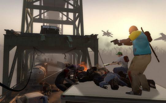 Скриншот №9 к Left 4 Dead 2