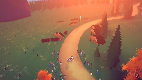 Скриншот №1 к art of rally