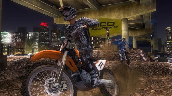 MX vs. ATV Reflex скриншот