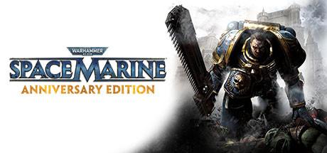 Warhammer 40,000: Space Marine - Anniversary Edition Cover Image