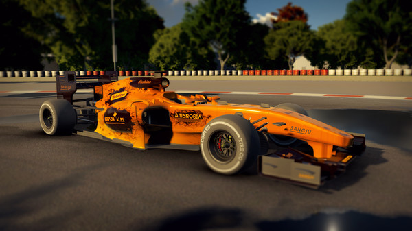 Скриншот №3 к Motorsport Manager - Livery Pack
