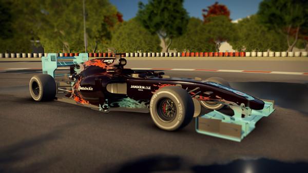 Скриншот №2 к Motorsport Manager - Livery Pack