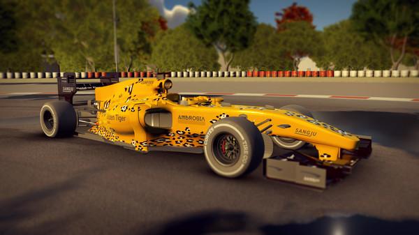 Скриншот №6 к Motorsport Manager - Livery Pack