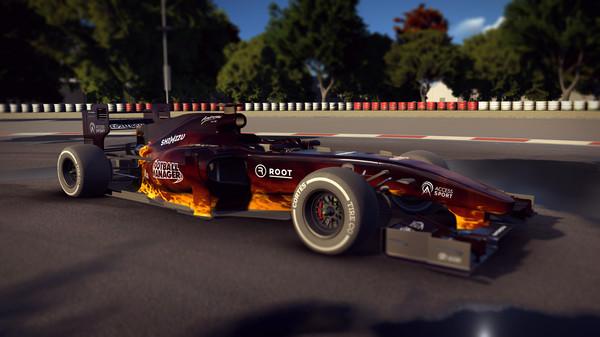 Скриншот №8 к Motorsport Manager - Livery Pack