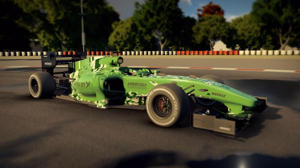 Скриншот №9 к Motorsport Manager - Livery Pack
