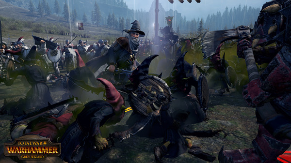 Скриншот №1 к Total War WARHAMMER - Grey Wizard